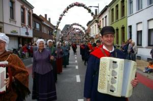Essen 850 - Cultuur - 06-09-2009 14:20 - Historische stoet 850 jaar Essen