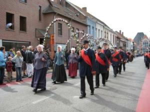 Essen 850 - Cultuur - 06-09-2009 14:30 - Historische stoet 850 jaar Essen